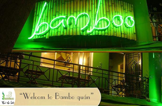Quán ăn ngon Bamboo