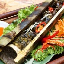 Lươn nướng