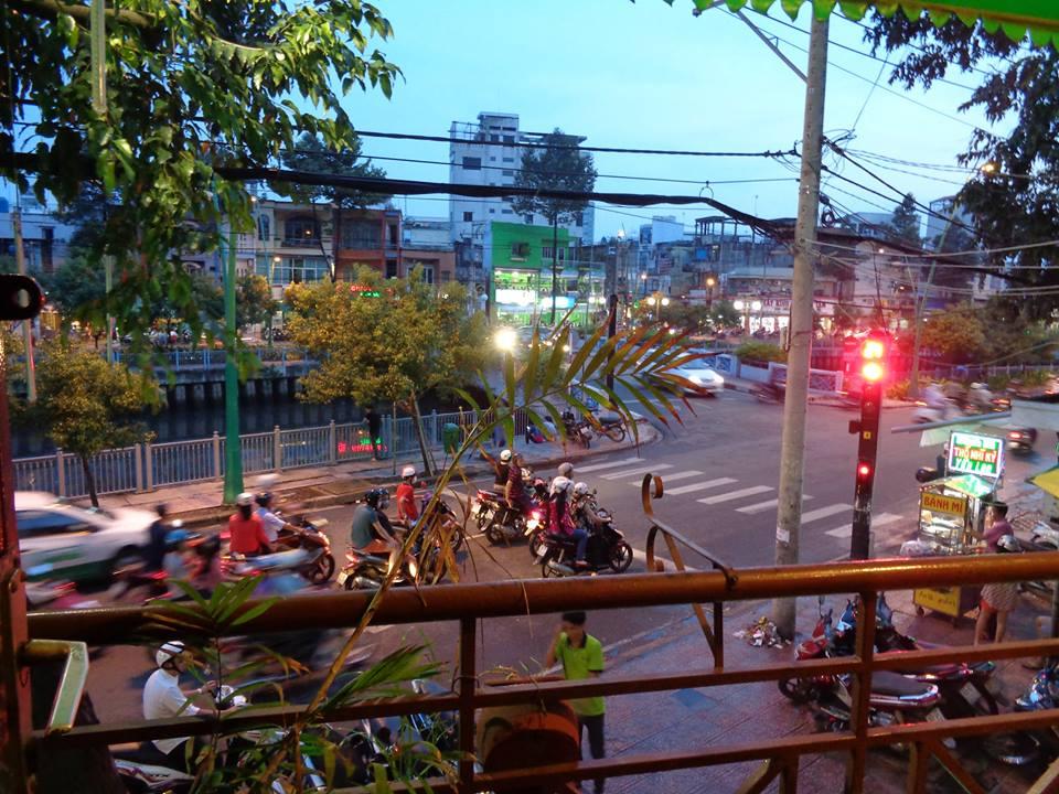 Bamboo quán